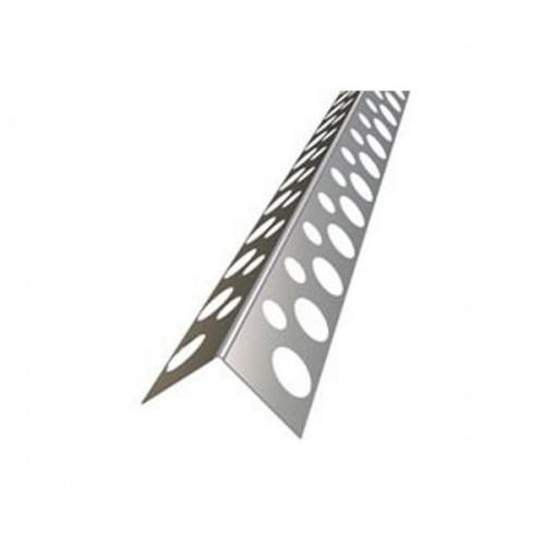 Profil de colt aluminiu Rigips 25x25x2500 mm
