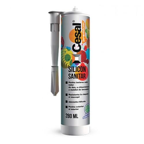 Silicon sanitar Cesal Premium