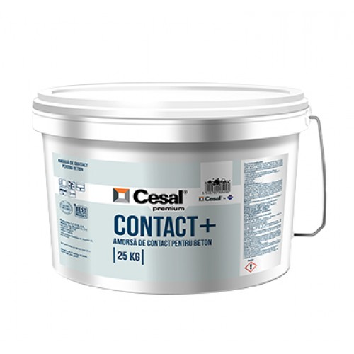 Amorsa pentru beton Cesal Premium Contact+ - 10kg
