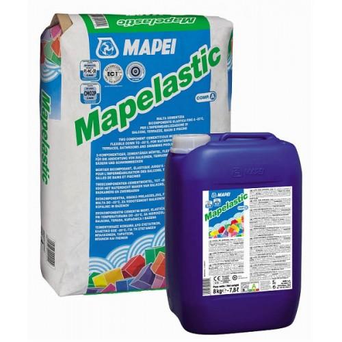 Hidroizolatie bicomponenta flexibila Mapei Mapelastic (A+B) - 32 kg