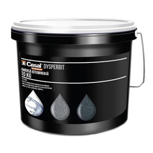 Amorsa bituminoasa pentru hidroizolatii Cesal Premium Dysperbit - 10Kg