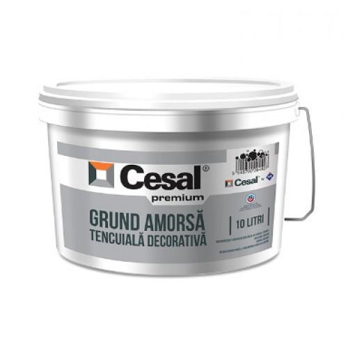 Grund amorsa tencuiala decorativa Cesal Premium - 10l