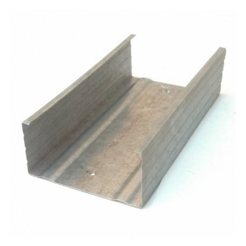 Profil gips-carton CW75 0.5mm - 3000mm