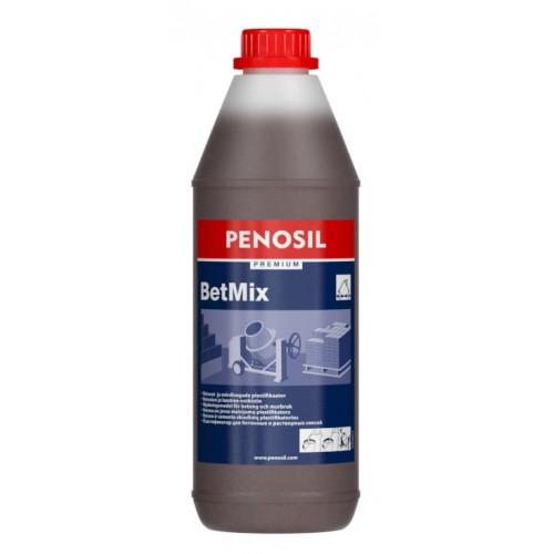 Aditiv plastifiant pentru betoane Penosil Premium BetMix