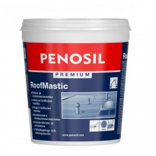 Membrana lichida pentru acoperisuri Penosil Premium RoofMastic